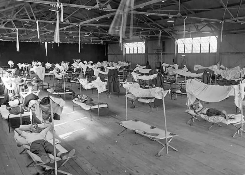 Influenza patients at Arkansas Hospital in the US.