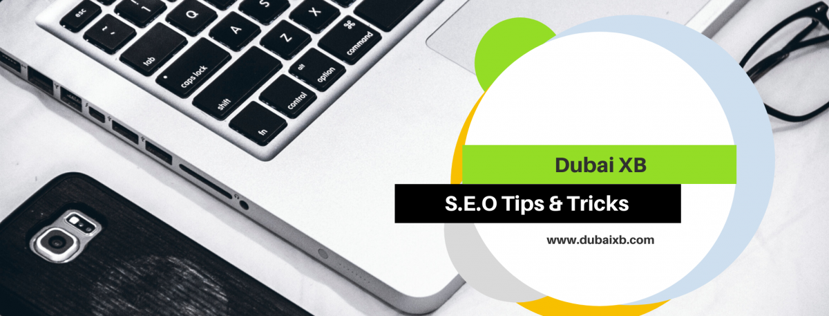 7 SEO Tips & Tricks