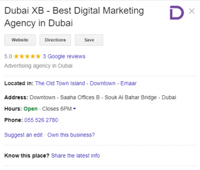 Digital Marketing UAE