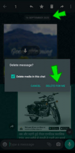 whatsapp message delete for everyone